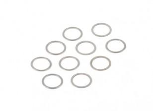 BSR Beserker 1/8 Truggy - Shim 13.2x15.9x0.5mm (10шт) 941315