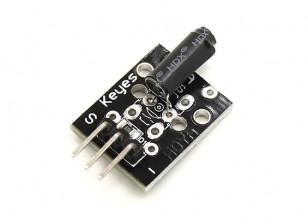 Киз KY-002 датчик вибрации модуль для Arduino