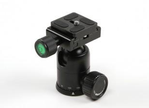 CK-30 бальная система Головка для камеры Tri-Стручков