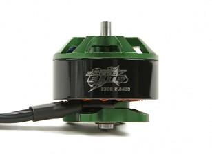 Multistar Elite 2308-1400 Multi-Ротор двигателя (CW / CCW)