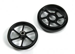 BSR 1000R запасной части - Дополнительный алюминиевый колесный диск Set