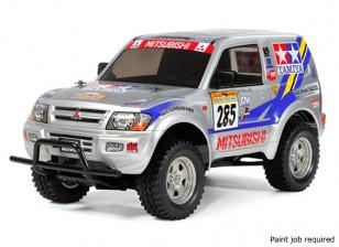 Tamiya 1/10 Масштаб Mitsubishi Pajero Sport Rally (CC-01 Шасси) 58602