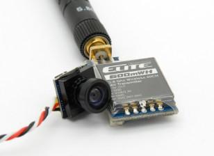 Quanum Elite 600mW 5.8GHz 40CH FX718-6 передатчик AV и камеры Combo (P & P)