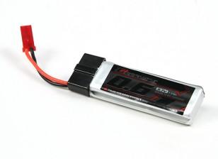 Turnigy Графен 600mAh LiPo 1S Аккумулятор ж / JST