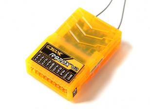 OrangeRx R920X V2 9CH 2,4 DSM2 / DSMX Комп Полный диапазон Rx ж / Сб, Div Ant, F / Safe & CPPM