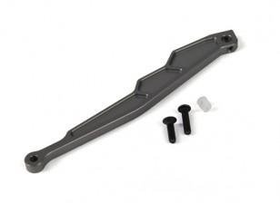 BSR Beserker 1/8 Truggy - Новый дизайн шасси Поддержка Brace (сзади)