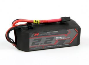 Turnigy Графен 2200mAh 4S 45C Lipo Аккумулятор ж / XT60