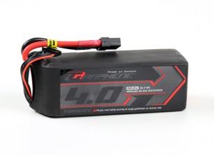 Turnigy Графен 4000mAh 6S 65C Lipo Аккумулятор ж / XT90