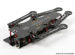 TBS Discovery Обновление - углеродного волокна Складные вооружений (Стандартная высота версия)