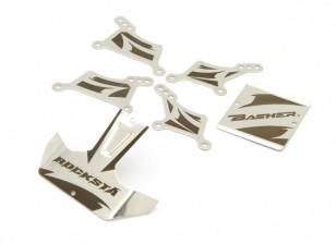 Чехлы для тела (2 шт) - раздолбай RockSta 1/24 4WS Mini Rock Crawler
