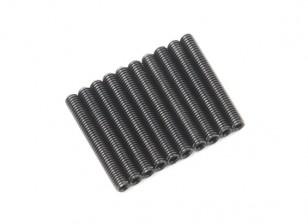 Металлический потайной винт M3x22-10pcs / комплект