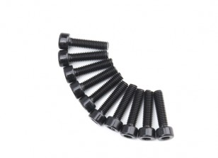 Металлическая оправа Head Machine Hex Винт M4x16-10pcs / комплект