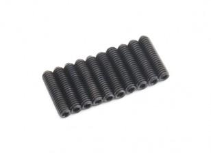 Металлический потайной винт M4x16-10pcs / комплект