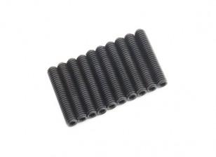 Металлический потайной винт M4x22-10pcs / комплект