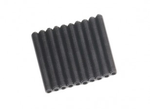 Металлический потайной винт M4x32-10pcs / комплект