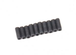 Металлический потайной винт M2x5-10pcs / комплект