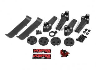 ImmersionRC - Vortex 250 PRO Pimp Kit (черный)
