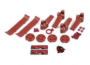 ImmersionRC - Vortex 250 PRO Pimp Kit (красный (Фото)