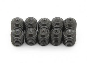 Металлический потайной винт M5x6-10pcs / комплект