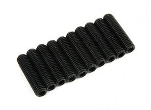 Металлический потайной винт M5x20-10pcs / комплект