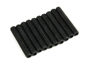 Металлический потайной винт M5x30-10pcs / комплект