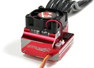 Trackstar Бесщеточный Turbo 120A ESC V2