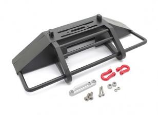 1/10 D90 Алюминиевая передняя Bull Bar с лебедкой приложением