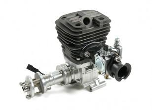 Turnigy 58cc газовый двигатель ж / CD-зажигания 4.3HP@7800rpm~~pobj