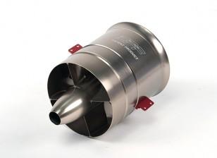 Ртуть из алюминиевого сплава 104mm 11 лезвия EDF блок CCW (6S 1900KV)