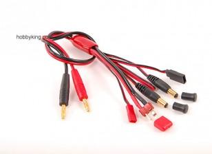 Зарядка жгута проводов