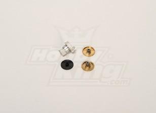 BMS-20321 металлические шестерни для BMS-373MG и BMS-375DMG