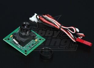 1/3-дюймовый SONY CCD видеокамера (PAL)