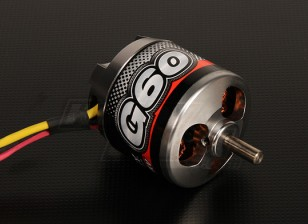 Turnigy G60 Brushless Походный 400 кВ (+0,60 Glow)