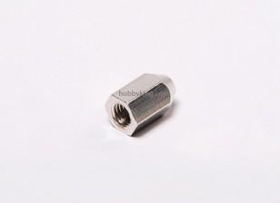 Латунь Гайка для Spinners 1 / 4X28-M3