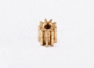 Замена шестерней 1.5mm - 9Т / 0,4М