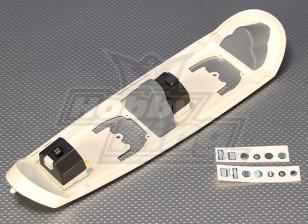 UltraDetail Scale Из кабины экипажа - DG1000