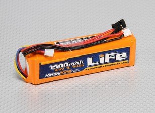 HobbyKing 1500mAH LiFe 3S 9.9v передатчик пакета.