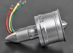 10 Лезвие сплава DPS 70mm EDF блок - 4с 3000kv 1200watt