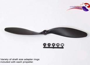 GWS Стиль Slowfly Propeller 13x8 черный (КОО) (1шт)
