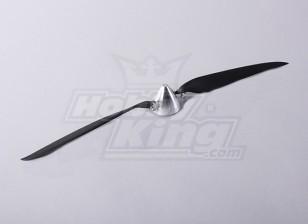 Раскладной 50мм Пропеллер W / Сплав концентратор / 5 мм Вал 17x10 (1 шт)