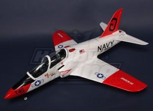 T-45 тетеревятник R / C 64mm EDF Jet 950mm EPO (P & F)
