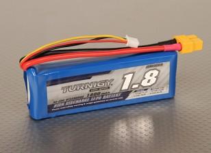 Turnigy 1800mAh 2S 30C Lipo обновления