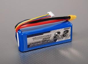 Turnigy 2200mAh 3S 25C Lipo обновления