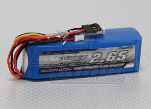 Turnigy 2650mAh 3S 1C LiPoly Tx Pack (Futaba / JR)
