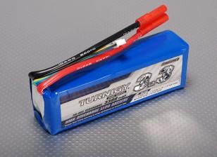 Turnigy 3300mAh 5S 30C Lipo обновления