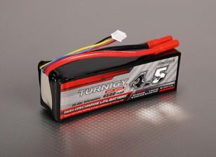 Turnigy 4500mAh 3S2P 30C LiFePo4 пакет