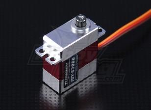 Turnigy ™ TGY-306g Ultra Fast / High Torque DS / MG сплав Обсаженный Servo 3кг / 0.06sec / 21g