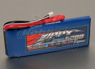 ZIPPY Flightmax 4200mAh 2S1P 30C LiFePo4 пакет