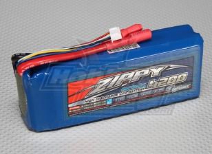 ZIPPY Flightmax 4200mAh 4S1P 30C LiFePo4 пакет