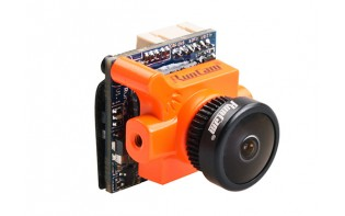 RunCam Micro Swift 2 600TVL Micro FPV Camera - Orange (PAL Version)